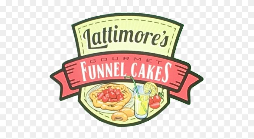 Lattimore's Funnel Cakes Funnel Cakes - Funnel Cake Clip Art
