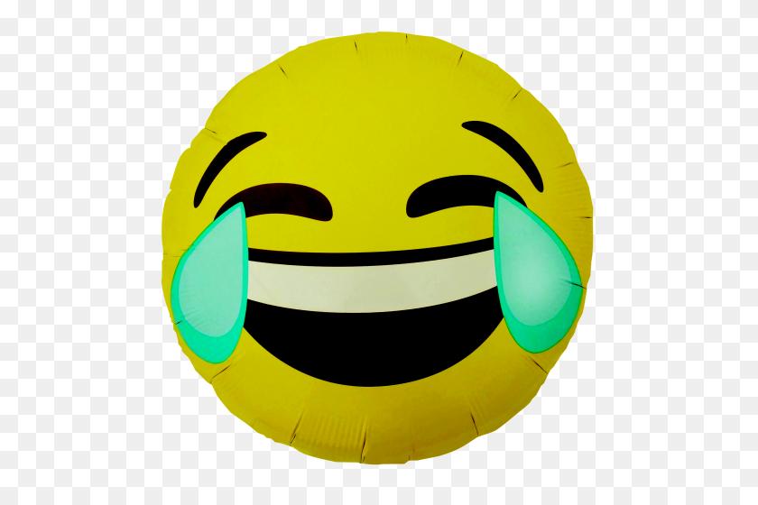 Laughing Crying Emoji Png, Crying Laughing Emoji Sticker Patch - Laughing Crying Emoji PNG