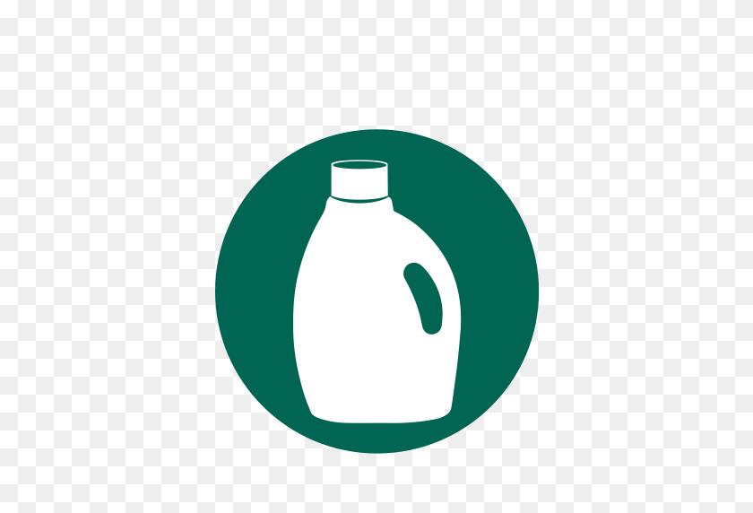 Laundry Detergent Bottles, Plastic, Plastic Bottles, Recycling Icon - Plastic Bottle PNG