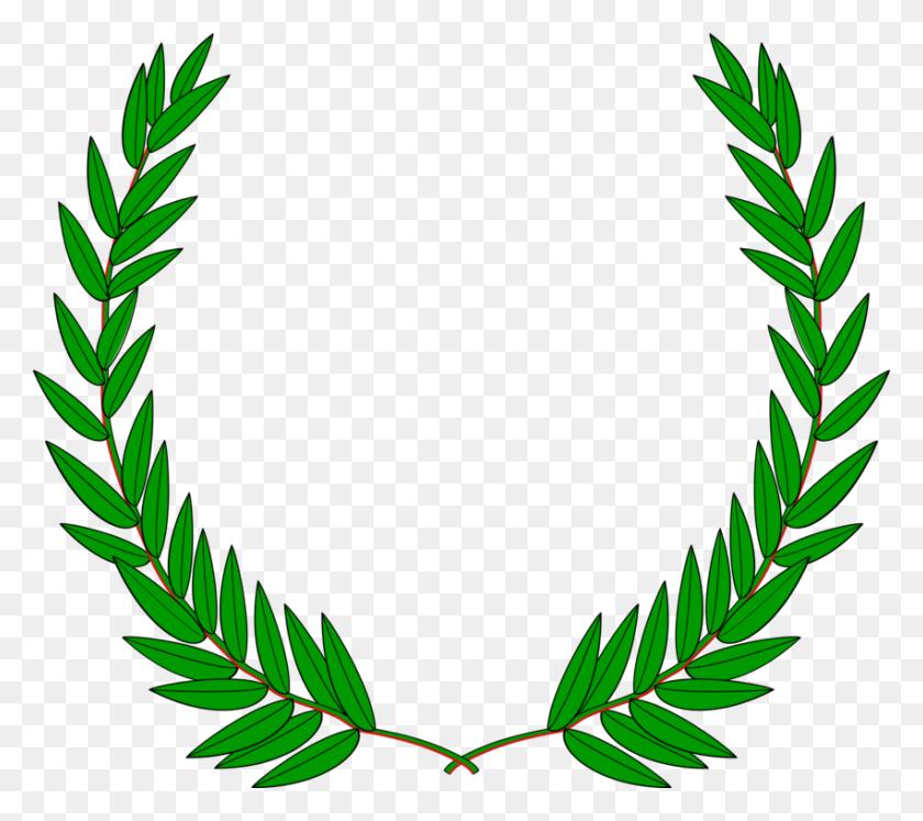 Laurel Wreath Bay Laurel Computer Icons Award - Free Laurel Wreath Clipart