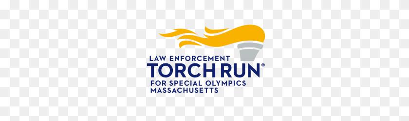 Law Enforcement Torch Run Program Special Olympics Massachusetts - Massachusetts PNG