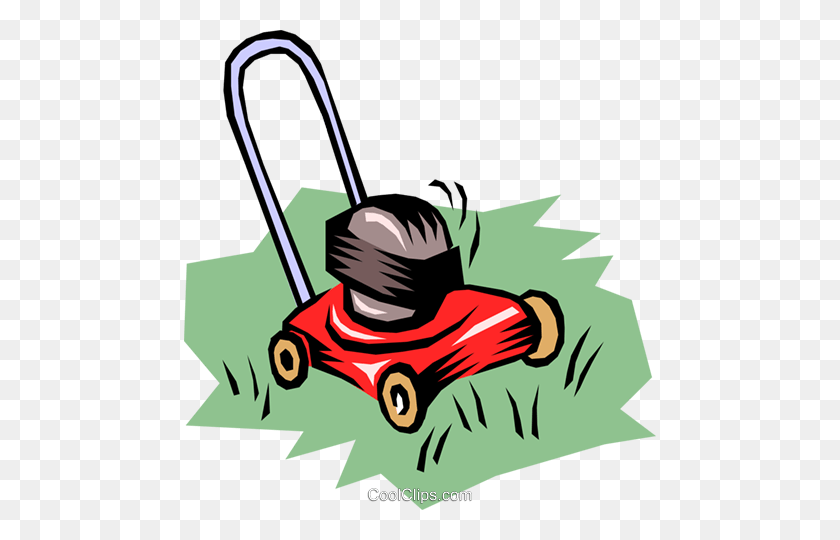 Lawn Mower Royalty Free Vector Clip Art Illustration Mowing Grass Clipart Stunning Free Transparent Png Clipart Images Free Download