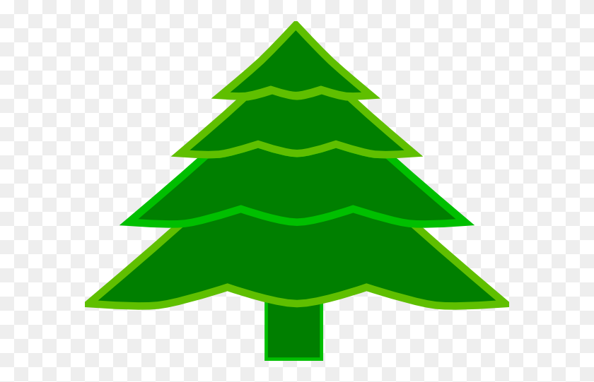 Layer Fir Tree Png Clip Arts For Web - Fir Tree PNG