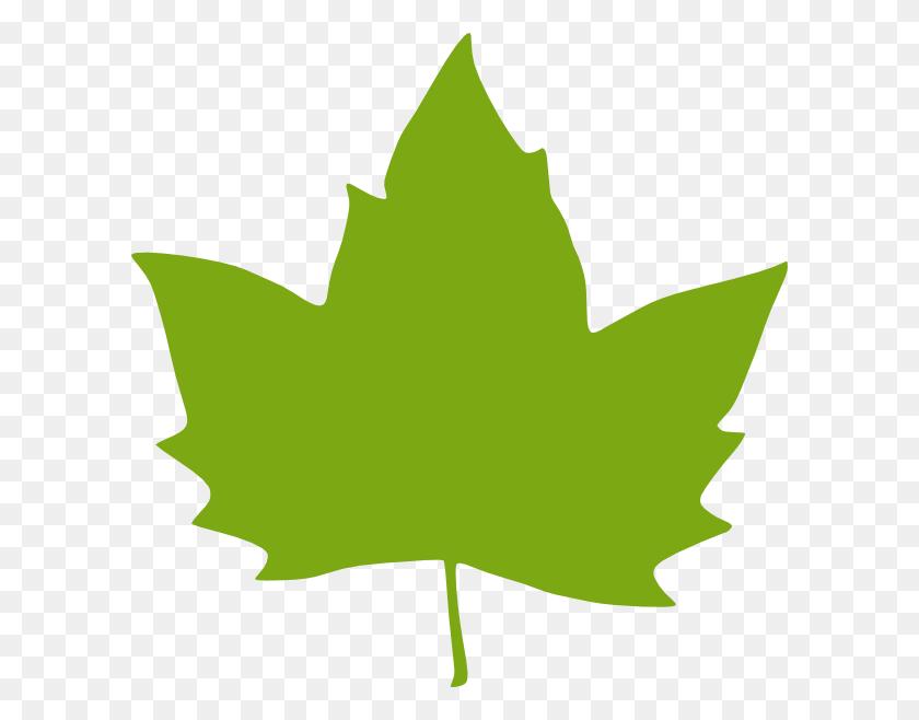 Leaf Leaves Clip Art Free Vector Image - Maple Leaf Clipart
