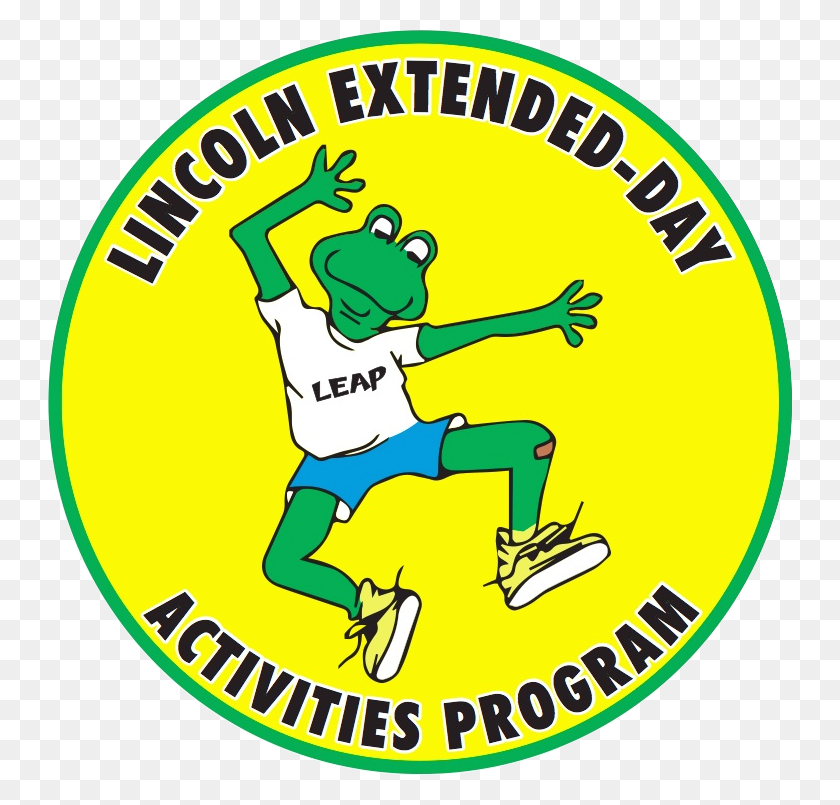 Leap Lincoln Extended Day Activities Program An After School - Leap Clipart