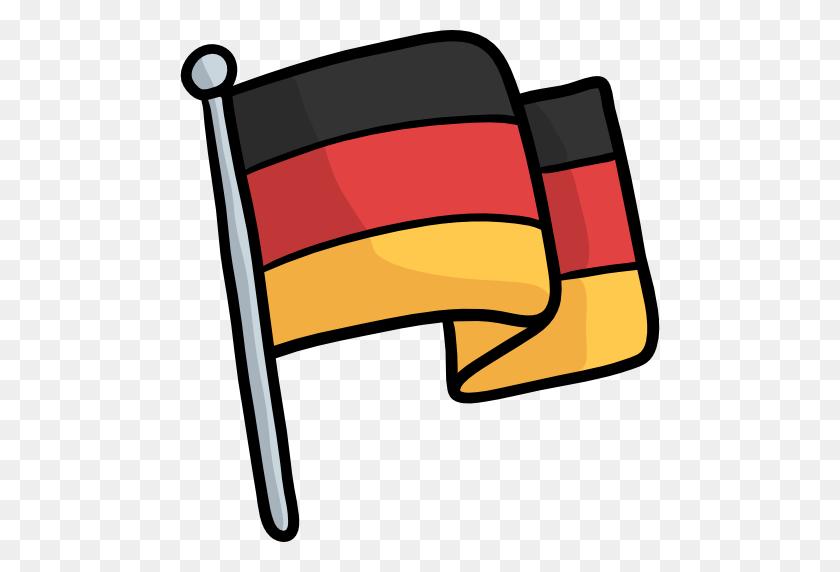 Learn German Online - Polish Flag Clipart