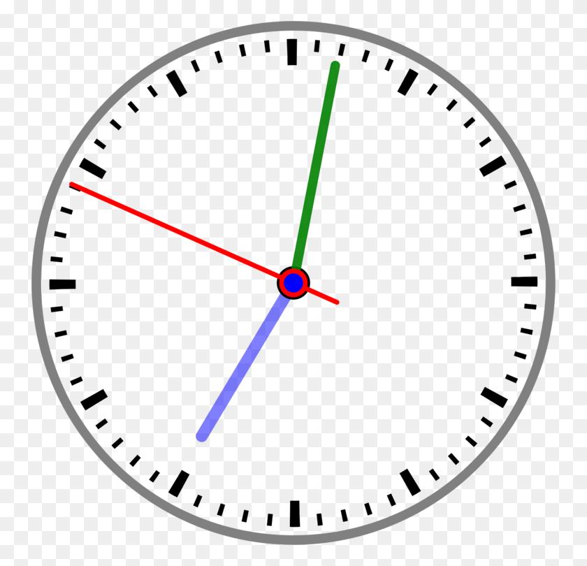 Learning Clock School Visual Thinking Pupil - School Clock Clipart