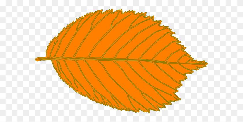 Leaves Clipart Orange Leaf - Pile Of Leaves Clipart