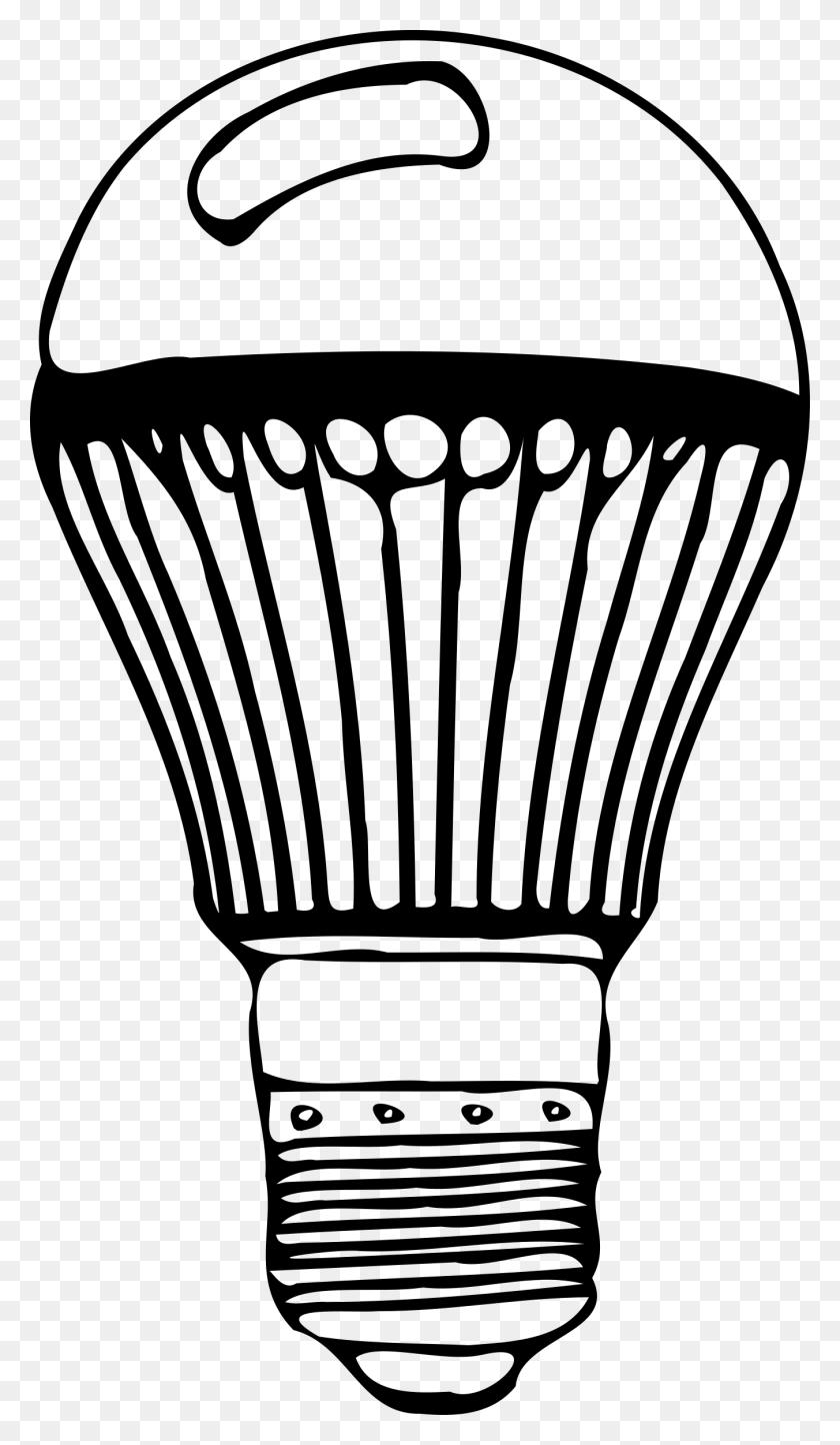 Led Clipart Desktop Backgrounds - Light Bulb Clipart No Background