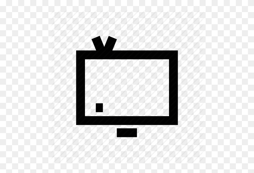 Led, Led Tv, Monitor, Old Tv, Retro Tv, Television, Tv, Vintage Tv - Retro Tv PNG