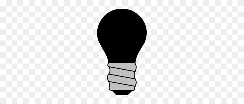 Led Light Bulb Clip Art - Lights Out Clipart