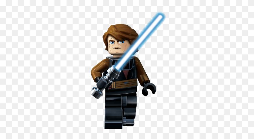 Lego Anakin Transparent Png - Luke Skywalker PNG
