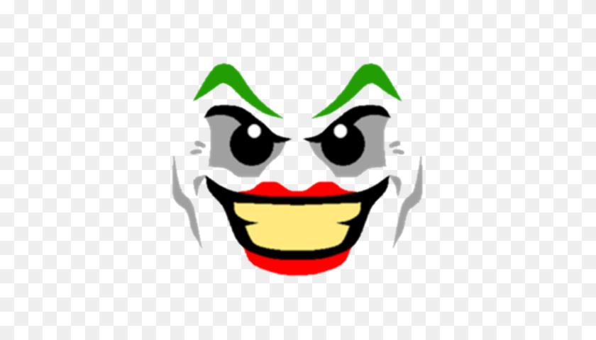 Lego Batman Joker Face A Decal Roblox Clipart Stunning Free