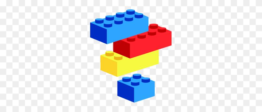 Lego Bricks Clip Art - Toy Train Clipart