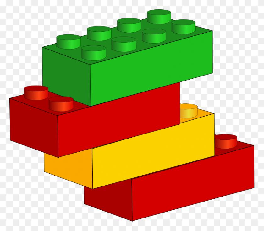 Lego Clip Art Free - Lego Clipart