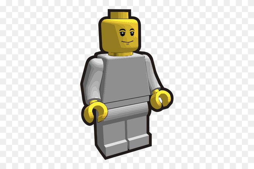 Lego Clipart Lego Minifigure - Lego Batman Clipart