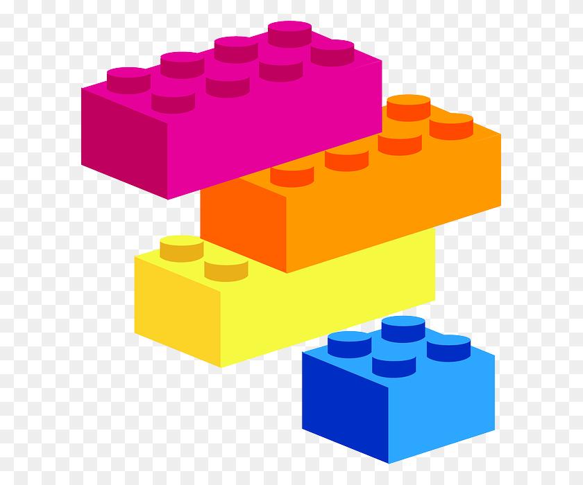 Lego Club Mackenzie Public Library Baby Toys - Lego Block PNG