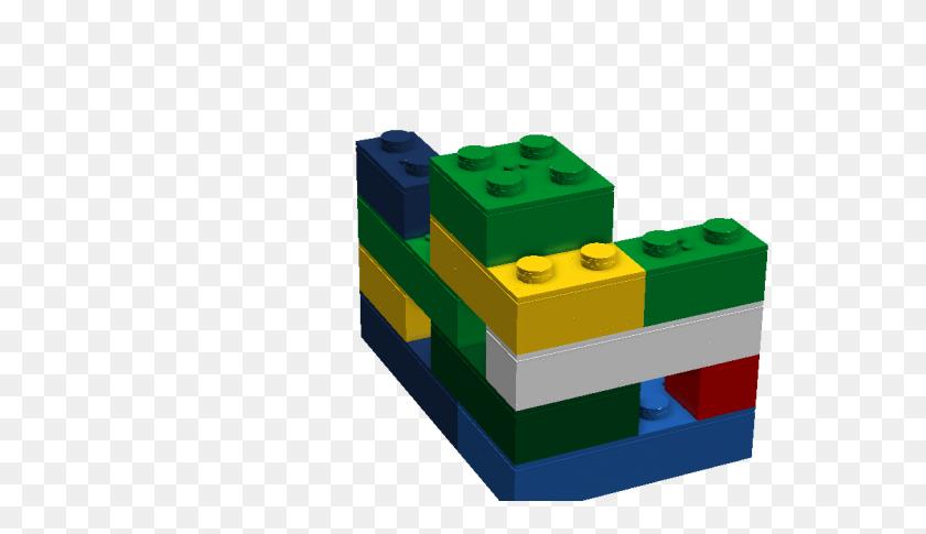 Lego Ideas - Lego Block PNG