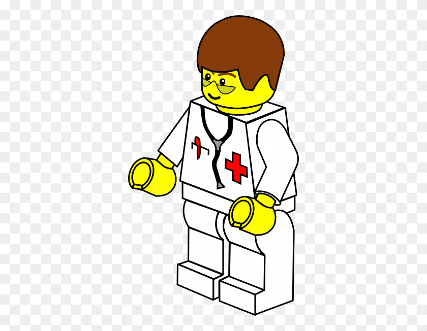 Lego Person Clipart Clip Art Images - Person Standing Clipart