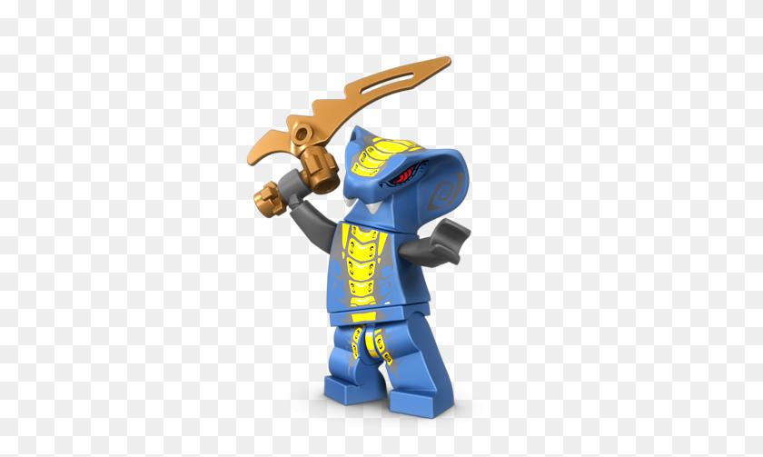 Lego Reviews - Ninjago PNG