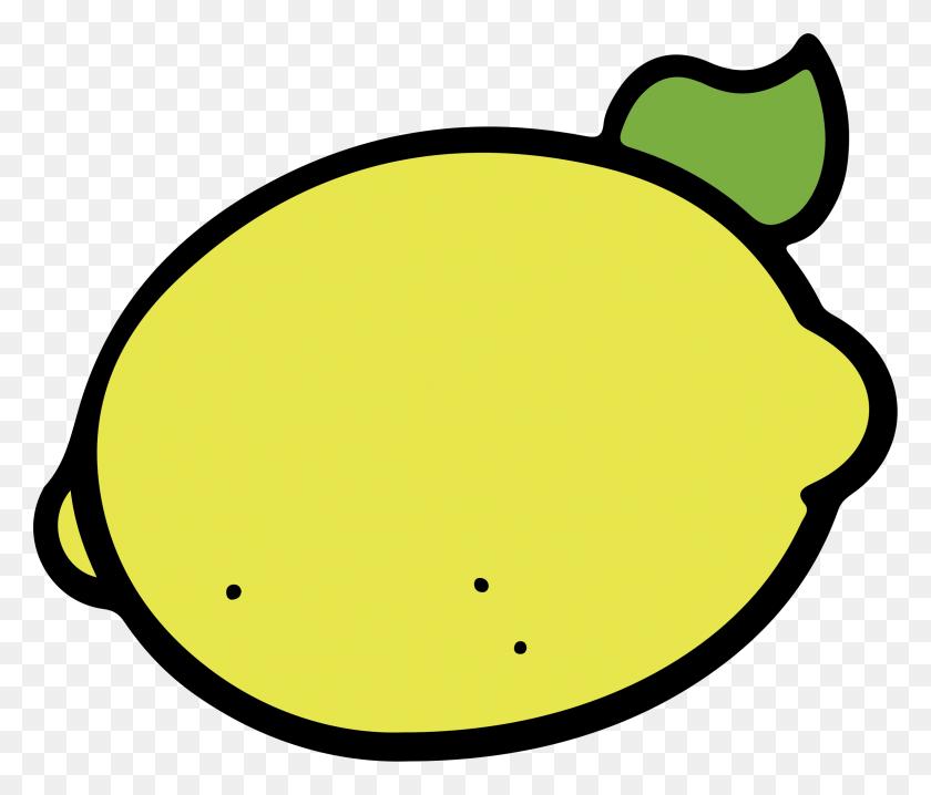 2384x2014 Lemon Clip Art Image Free - Free Cow Clipart
