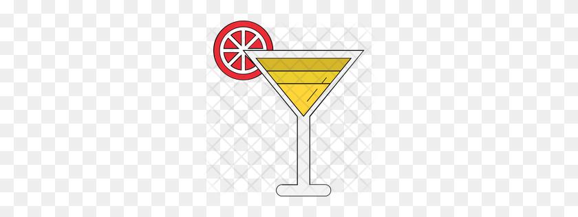 Lemonade Icons - Margarita Clipart PNG