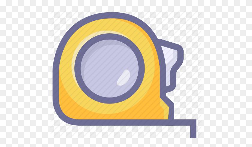 Length, Measure, Size, Tape Measure Icon - Tape Measure PNG