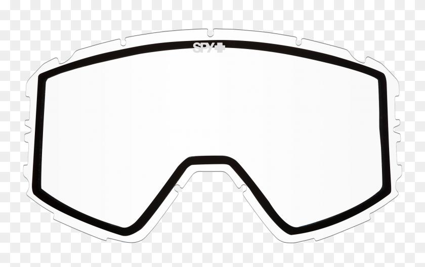 Lens Clipart I Spy - Looking Through Binoculars Clipart