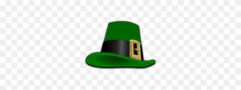 Leprechaun Hat Icon - Leprechaun Hat Clipart