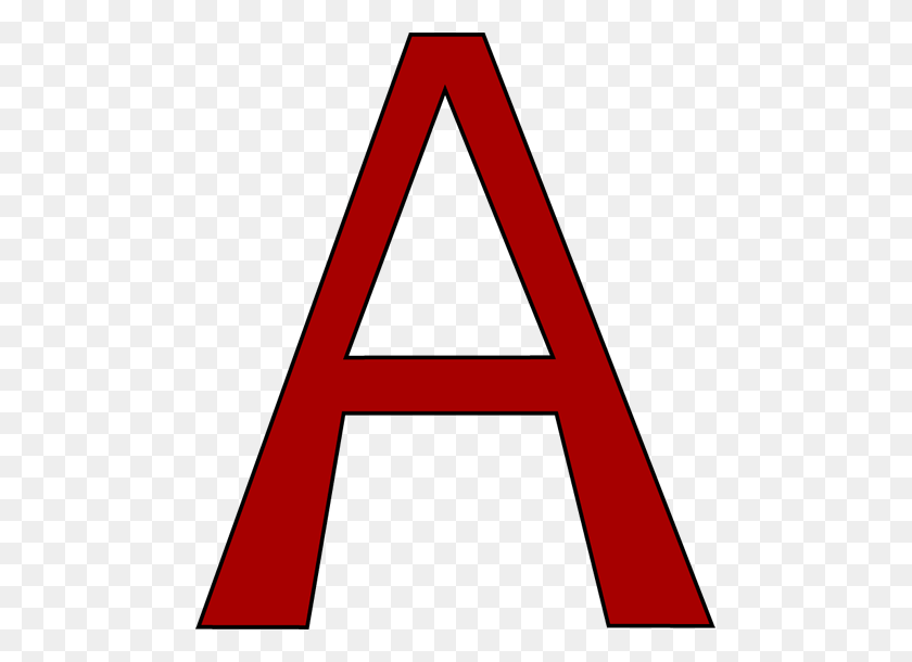 Letter A Clipart Look At Letter A Clip Art Images - Letter Clipart PNG