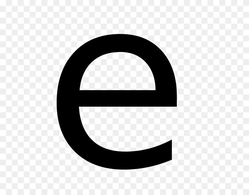 Letter E - Letter E PNG