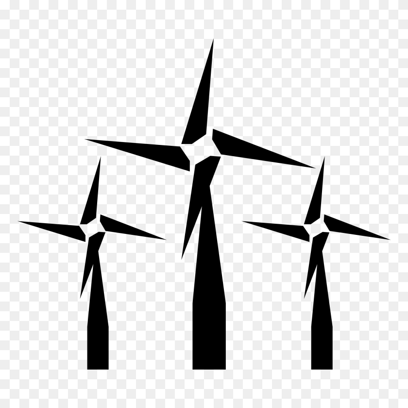 Licap Technologies - Wind Turbine Clipart