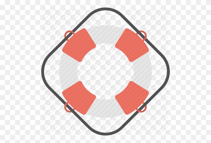 Life Donut, Life Preserver, Life Ring, Lifebuoy, Lifesaver, Ring - Life Preserver Clipart