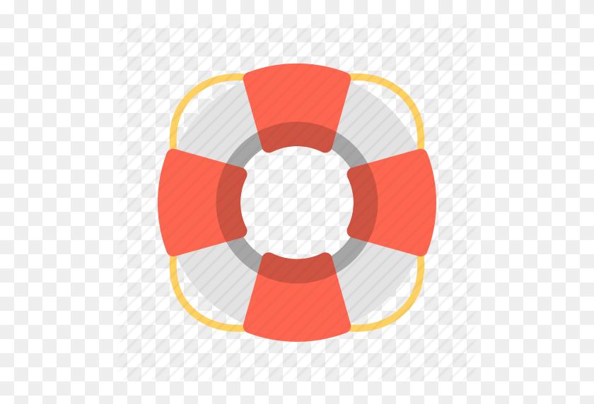 Life Preserver, Lifebuoy, Lifeguard, Lifesaver, Pool Safety - Life Preserver Clipart