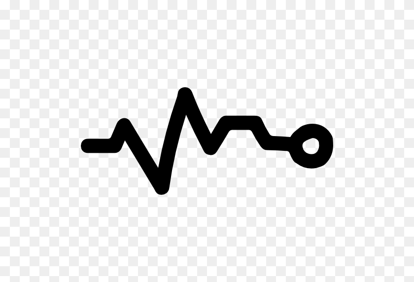 Lifeline Hand Drawn Status Line - Hand Drawn Line PNG
