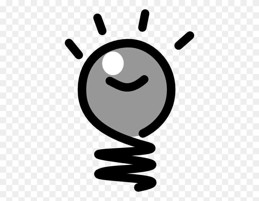 Light Bulb Clipart No Background - Light Bulb Clipart No Background