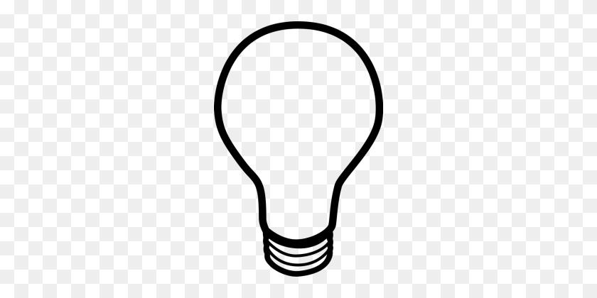 Light Bulb Icon Png Light Bulb Icon Line Iconset Iconsmind Image - Lightbulb Icon PNG