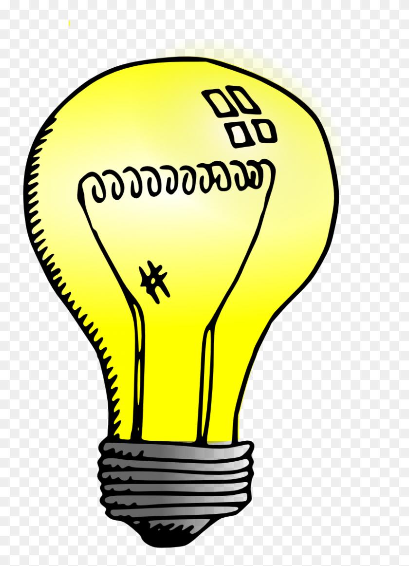 Light Bulb Png Images - Light Bulb Clipart No Background