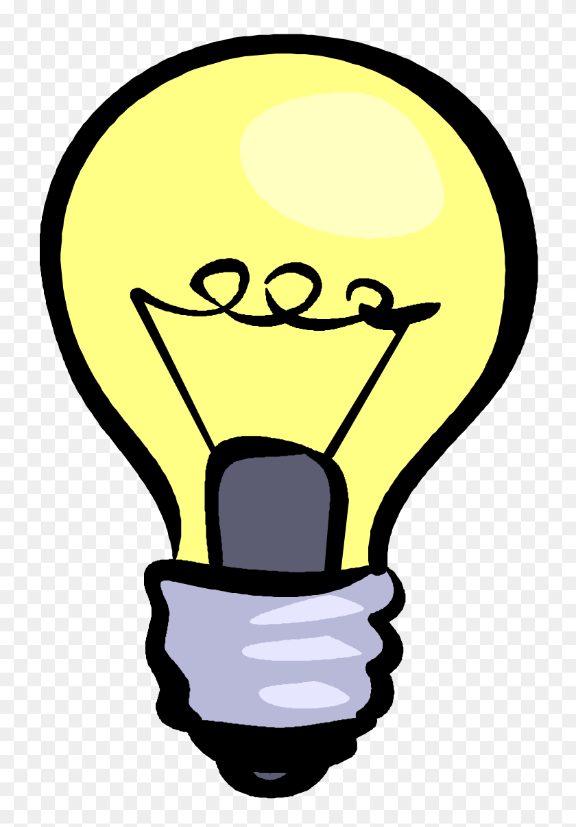 Light Bulb Png Images Transparent Free Download - Light Bulb Clipart No Background