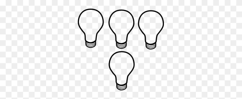 Light Bulbs Clip Art Vector - Christmas Light Bulb Clipart