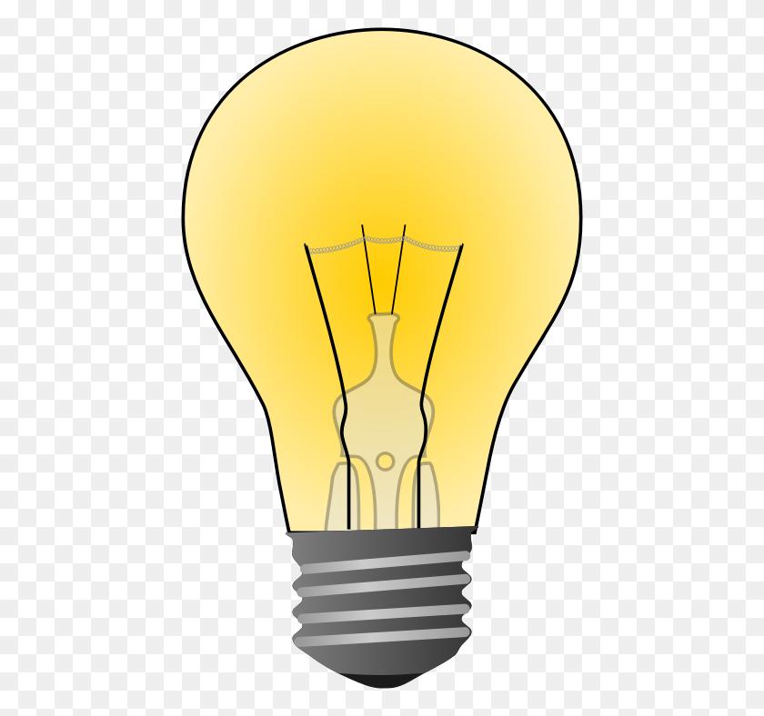 Light Bulbs Clipart - Christmas Light Bulb Clipart