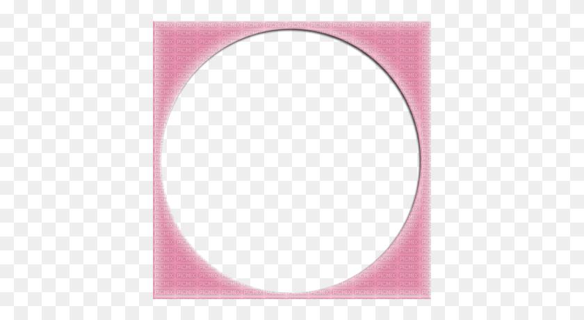 Light Pink Circle Frame, Cadre, Pink - Pink Circle PNG