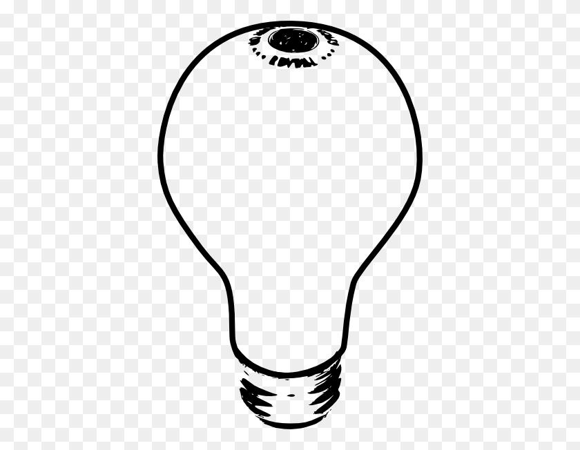 Lightbulb Clip Art Free Vector Image - Lightbulb Clipart PNG