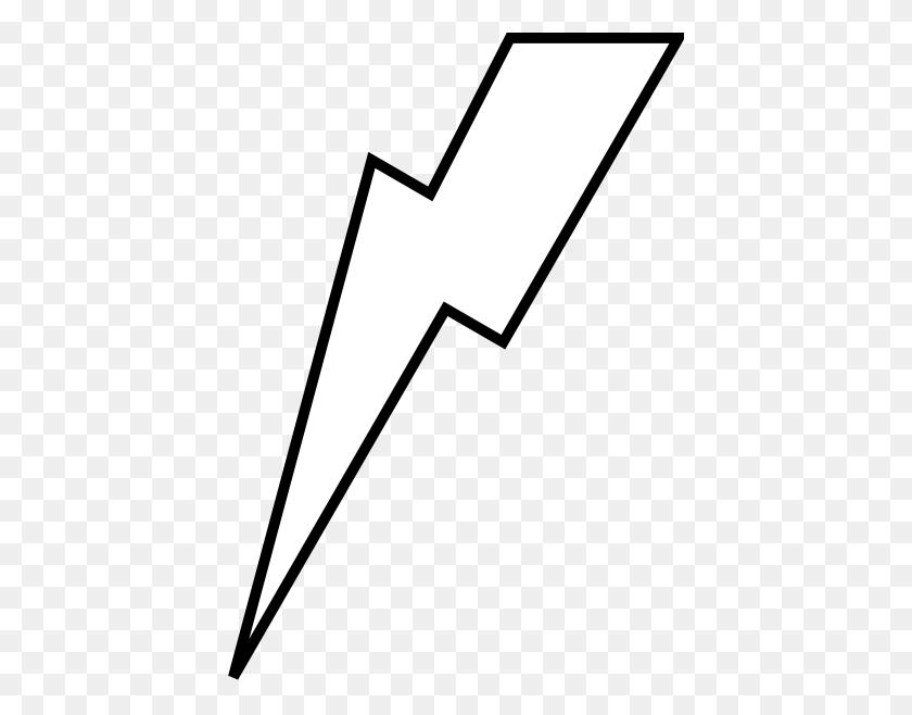 Lightening Bolt Clip Art - Scar Clipart