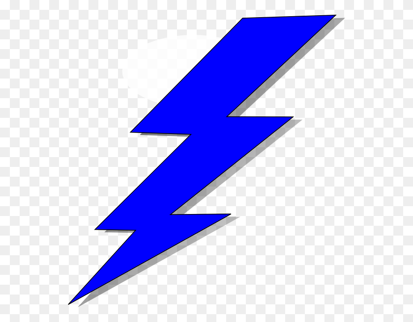 Lightening Bolt Clip Art - Bolt Clipart