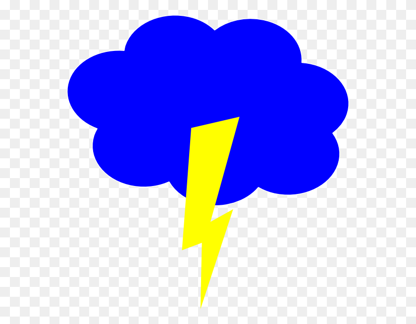 Lightning Cloud Png, Clip Art For Web - Lightning Bolt Clipart PNG