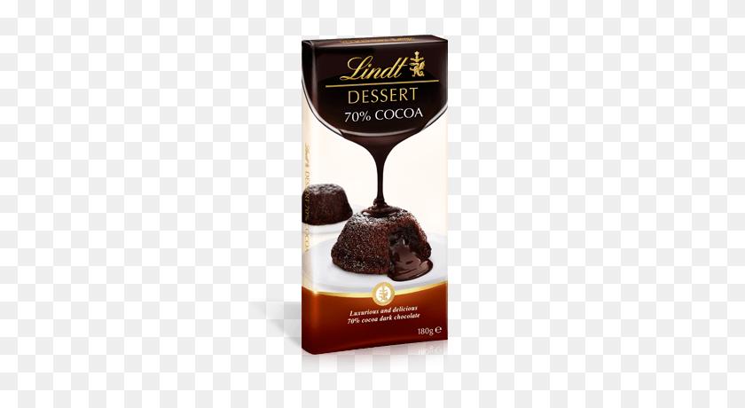 Lindt Dessert Cooking Block Dessert Chocolate Lindt Australia - Dessert PNG