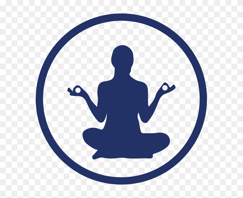 Line Clipart Meditation Mind Png Transprent Png Free - Meditation Clipart