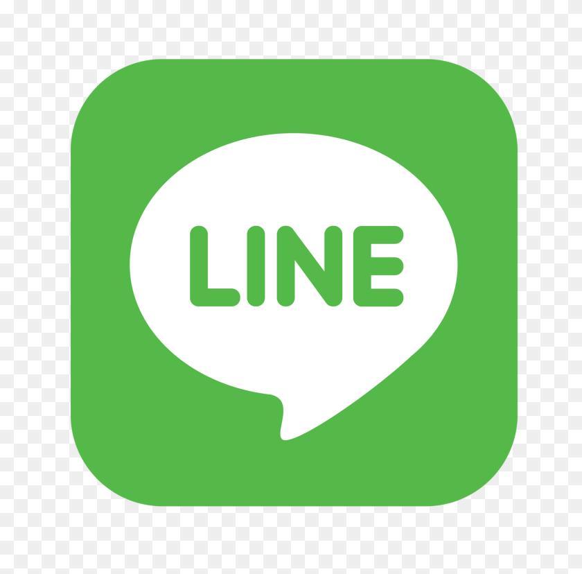 Line Messenger Logo Png Transparent Background Download - PNG Clear Background