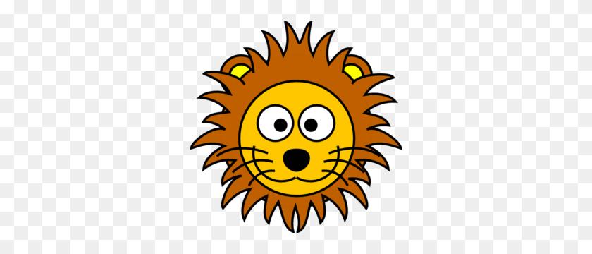 free clip art lion - Clip Art Library